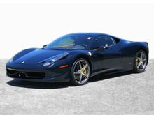 2014_Ferrari_458 Italia_One Owner_ Greensboro NC