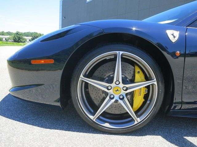 2014 Ferrari 458 Italia One Owner Hickory NC