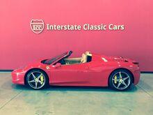 2014_Ferrari_458_Spider_ Rockwall TX