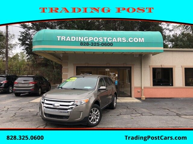 2014 Ford Edge Limited Conover NC