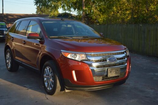 2014 Ford Edge Limited FWD Houston TX