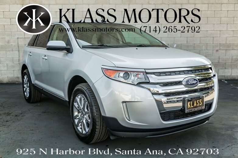 2014 Ford Edge Limited Santa Ana CA