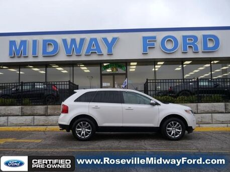 2014_Ford_Edge_Limited_ Roseville MN