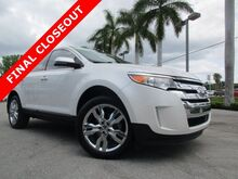 2014_Ford_Edge_Limited_ Fort Myers FL