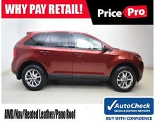 2014_Ford_Edge_SEL AWD V6 Nav & Pano Sunroof_ Maumee OH