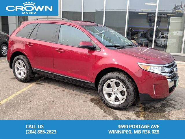 Ford Edge Sel Winnipeg Mb