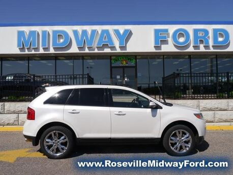 2014_Ford_Edge_SEL_ Roseville MN