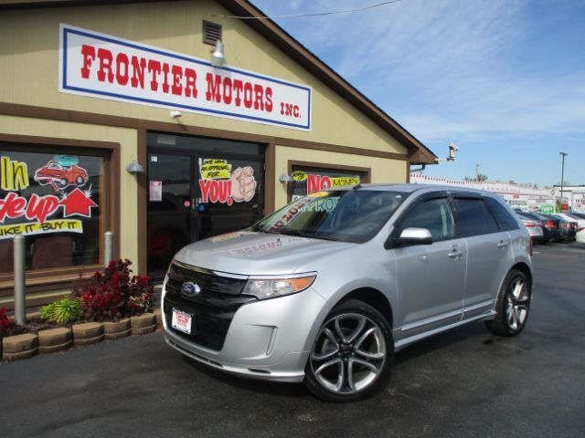 2014 Ford Edge Sport AWD Middletown OH