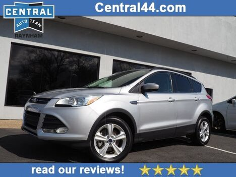 2014_Ford_Escape_SE_ Raynham MA