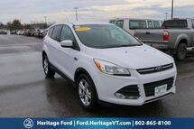2014 Ford Escape SE South Burlington VT