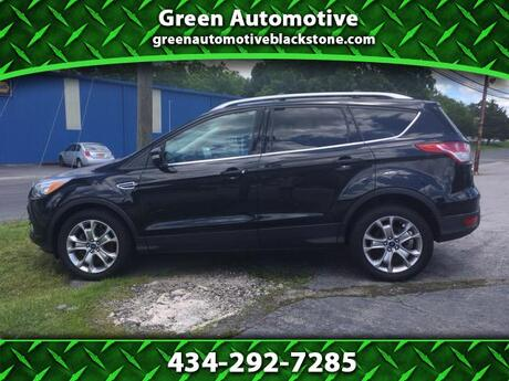 2014 Ford Escape TITANIUM Blackstone VA