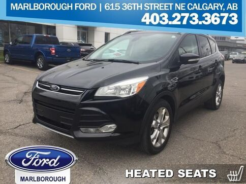 2014_Ford_Escape_Titanium  - Leather Seats -  Bluetooth_ Calgary AB