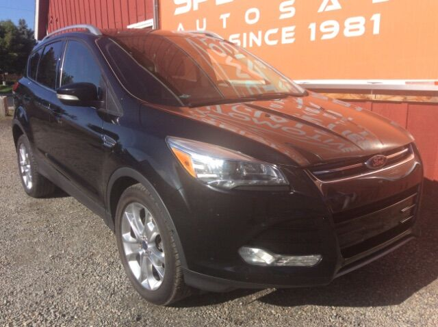 2014 Ford Escape Titanium 4WD Spokane WA