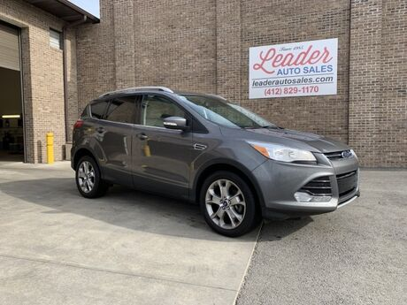 2014 Ford Escape Titanium North Versailles PA
