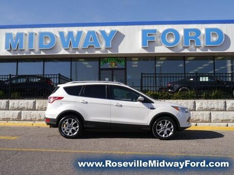 2014_Ford_Escape_Titanium_ Roseville MN
