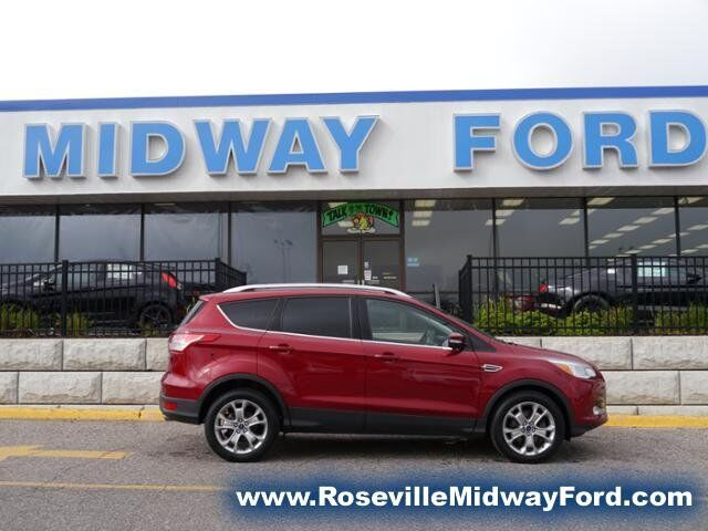 2014 Ford Escape Titanium Roseville MN
