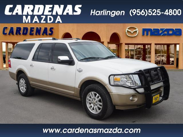 2014 Ford Expedition EL King Ranch Brownsville TX
