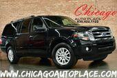 2014 Ford Expedition EL Limited - 5.4L V8 FLEX-FUEL ENGINE REAR WHEEL DRIVE NAVIGATION BACKUP CAMERA BLACK LEATHER HEATED/COOLED SEATS POWER FOLDING 3RD ROW SEATS SUNROOF