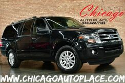 2014_Ford_Expedition EL_Limited - 5.4L V8 FLEX-FUEL ENGINE REAR WHEEL DRIVE NAVIGATION BACKUP CAMERA BLACK LEATHER HEATED/COOLED SEATS POWER FOLDING 3RD ROW SEATS SUNROOF_ Bensenville IL