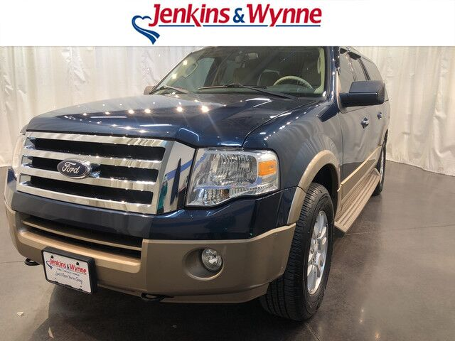 vehicle details - 2014 ford expedition el at jenkins and wynne honda