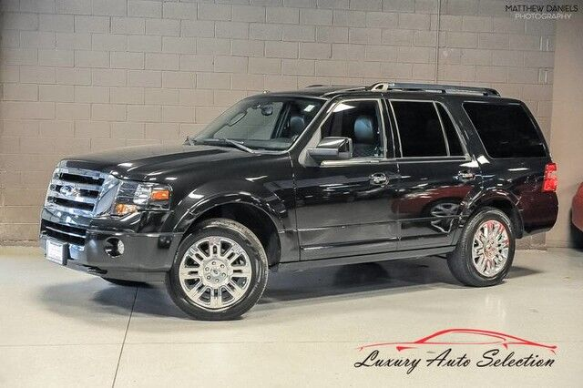 2014 Ford Expedition Limited 4x4 4dr SUV Chicago IL