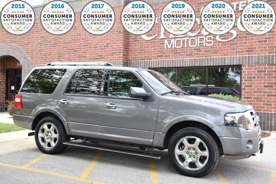 2014_Ford_Expedition_Limited_ Glendale Heights IL