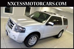 Ford Expedition Limited NAVIGATION LOW MILES 1-OWNER. 2014