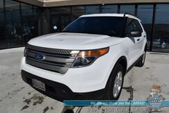 2014_Ford_Explorer_/ 4WD / Auto Start / Power Driver's Seat / Power Locks & Windows / Aux Input / 3rd Row / Seats 7 / Cruise Control / 23 MPG / Only 68k Miles / 1-Owner_ Anchorage AK