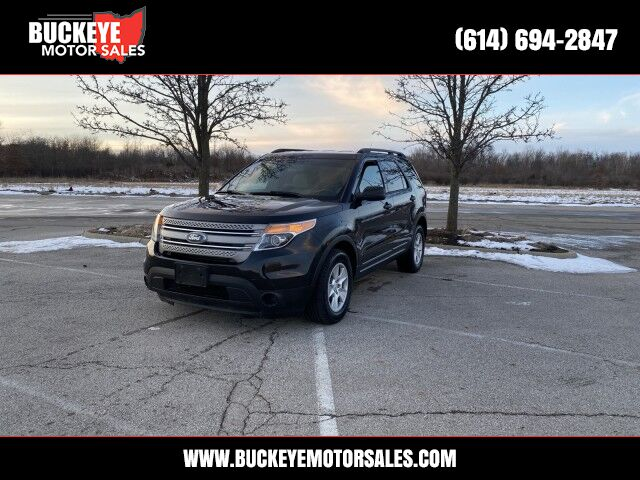 2014 Ford Explorer 4WD Columbus OH