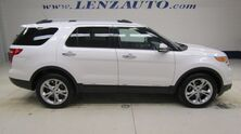 Ford Explorer 4WD Limited: 3.5L-BENCH-THIRD-REVERSE CAMERA-SONY-LEATHER-CD PLAYER-4WD 2014
