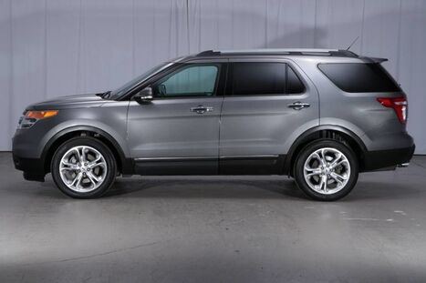 Ford Explorer 4WD Limited 2014