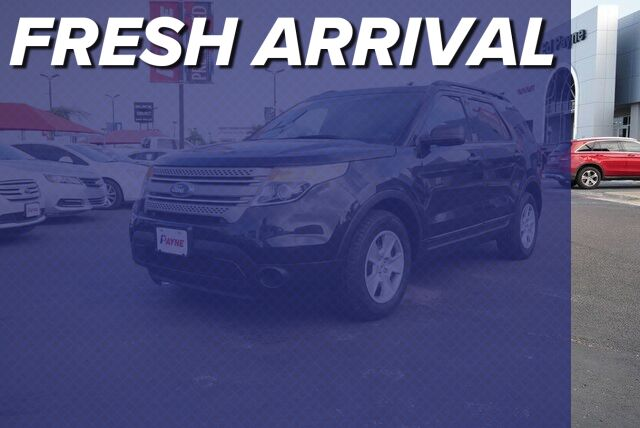 2014 Ford Explorer Base Weslaco TX