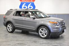 2014_Ford_Explorer_LEATHER! SUNROOF! NAVIGATION! LIMITED EDITION!! 3RD ROW! LIKE NEW!!_ Norman OK