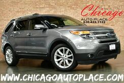 2014_Ford_Explorer_Limited - 3.5L V6 ENGINE 4WD NAVIGATION BACKUP CAMERA HEATED/COOLED SEATS PANO ROOF POWER FOLDING 3RD ROW POWER LIFTGATE_ Bensenville IL