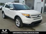 2014 Ford Explorer Limited  - Certified - Leather Seats