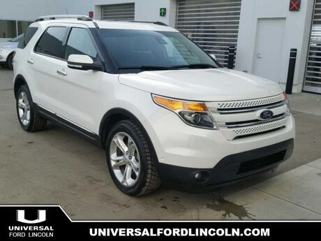 2014 Ford Explorer Limited  - Certified - Leather Seats Calgary AB