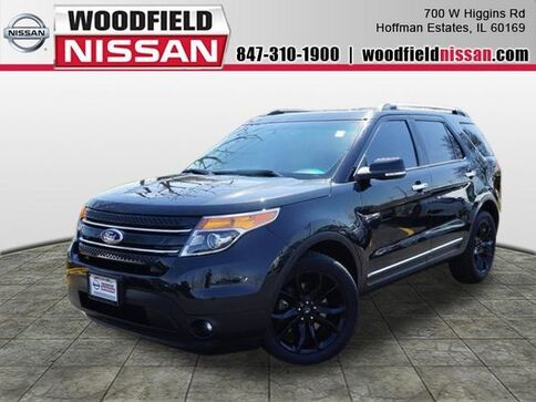 2014_Ford_Explorer_Limited_ Hoffman Estates IL