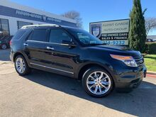 2014_Ford_Explorer Limited NAVIGATION_REAR VIEW CAMERA, PANORAMIC ROOF, LEATHER SEATS, SONY STEREO, 3RD ROW!!! FULLY LOADED AND EXTRA CLEAN!!! ONE LOCAL OWNER!!!_ Plano TX