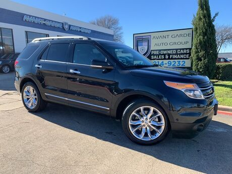 2014 Ford Explorer Limited NAVIGATION REAR VIEW CAMERA, PANORAMIC ROOF, LEATHER SEATS, SONY STEREO, 3RD ROW!!! FULLY LOADED AND EXTRA CLEAN!!! ONE LOCAL OWNER!!! Plano TX