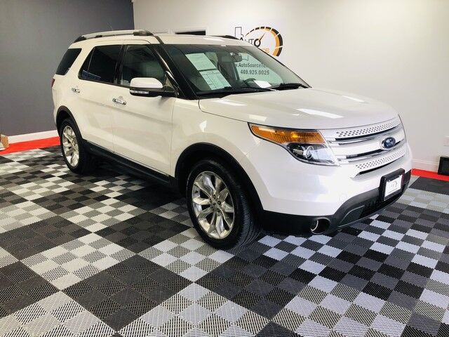2014 Ford Explorer Limited Plano TX