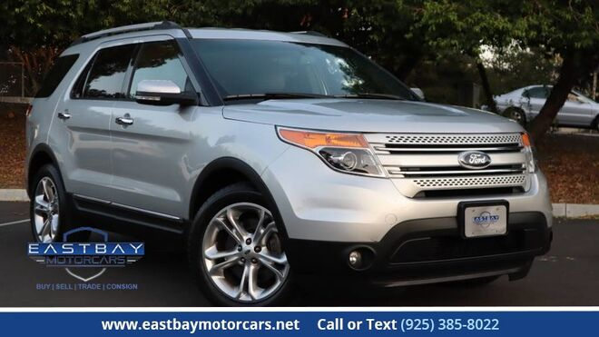 2014_Ford_Explorer_Limited_ San Ramon CA