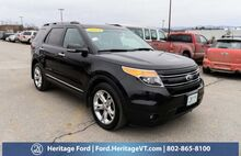 2014 Ford Explorer Limited South Burlington VT