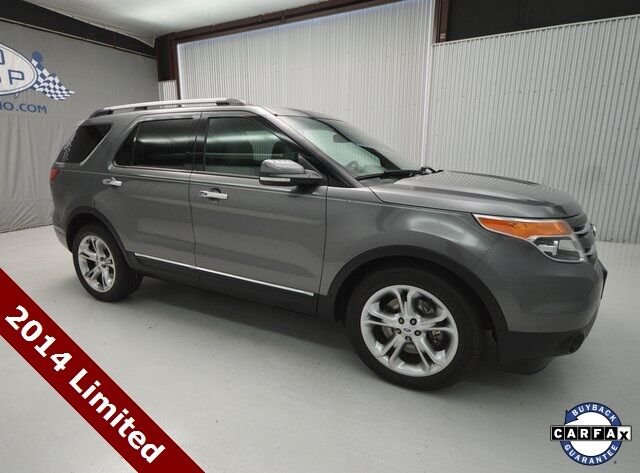 2014_Ford_Explorer_Limited_ San Antonio TX
