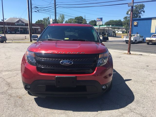 2014 Ford Explorer SPORT Blackstone VA