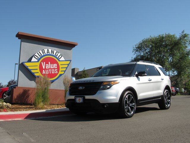2014 Ford Explorer Sport Durango CO