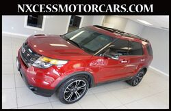 2014_Ford_Explorer_Sport NAVIGATION PANO-ROOF CLEAN CARFAX._ Houston TX