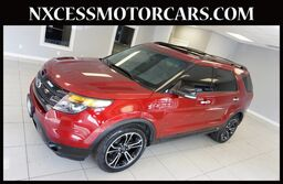 Ford Explorer Sport NAVIGATION PANO-ROOF CLEAN CARFAX. 2014