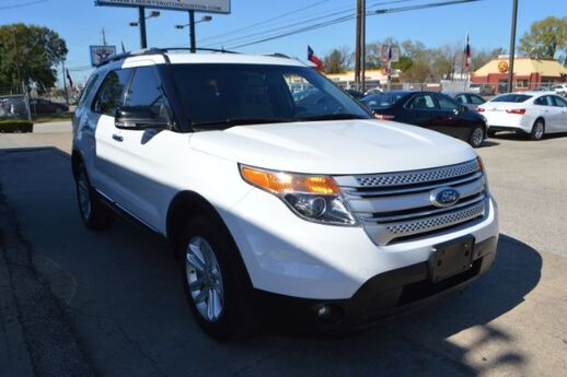 2014 Ford Explorer XLT 4WD Houston TX