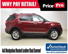 2014_Ford_Explorer_XLT 4WD V6 w/Nav/Dual Sunroof_ Maumee OH