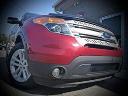 2014_Ford_Explorer_XLT 4X4 4 Door SUV w/ 3'rd row_ Grafton WV